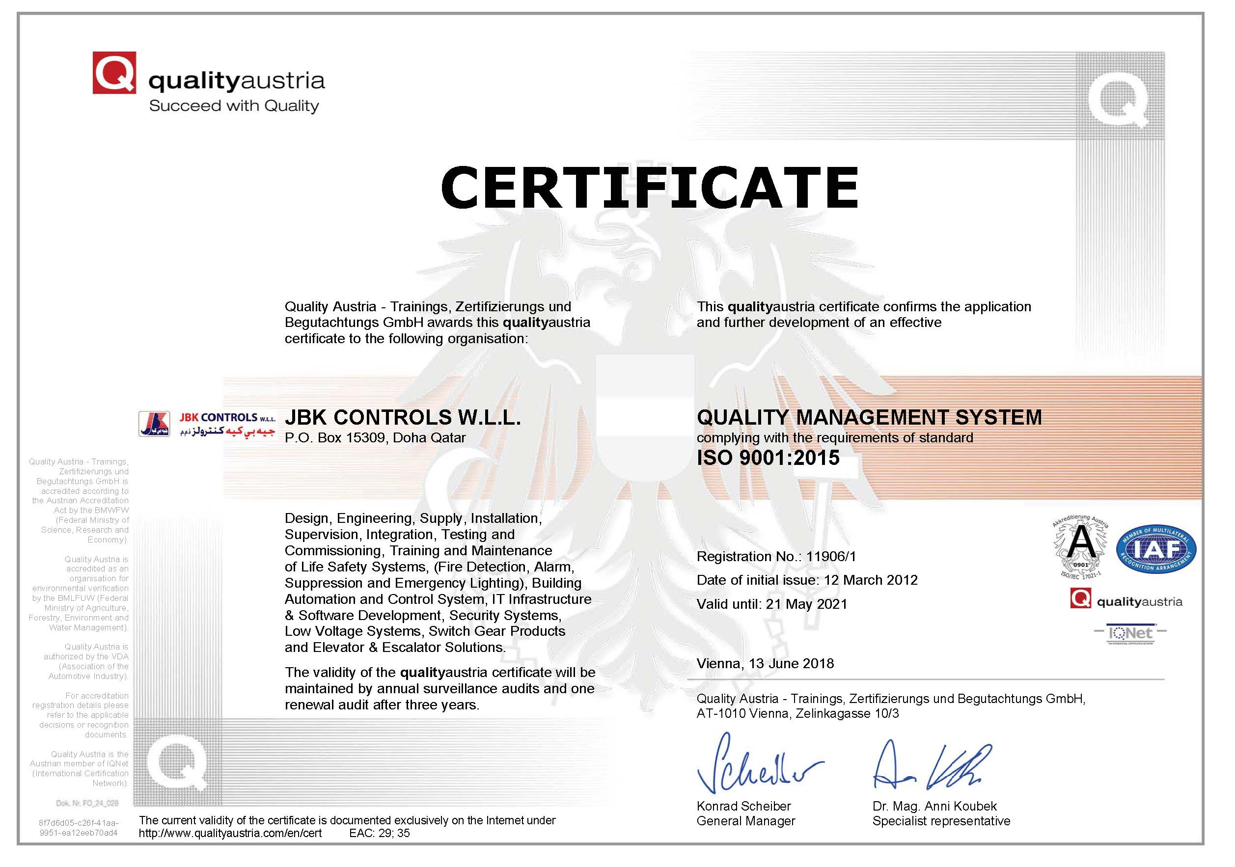 JBK Controls ISO Certificates Valid Till May 2021_Page_1